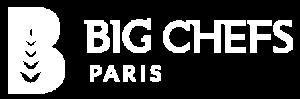 Logo Big Chefs blanc